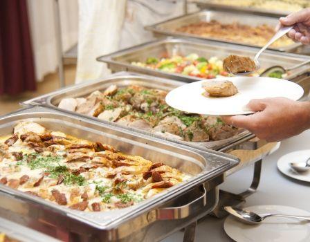 Healthier Choice Buffet Menu
